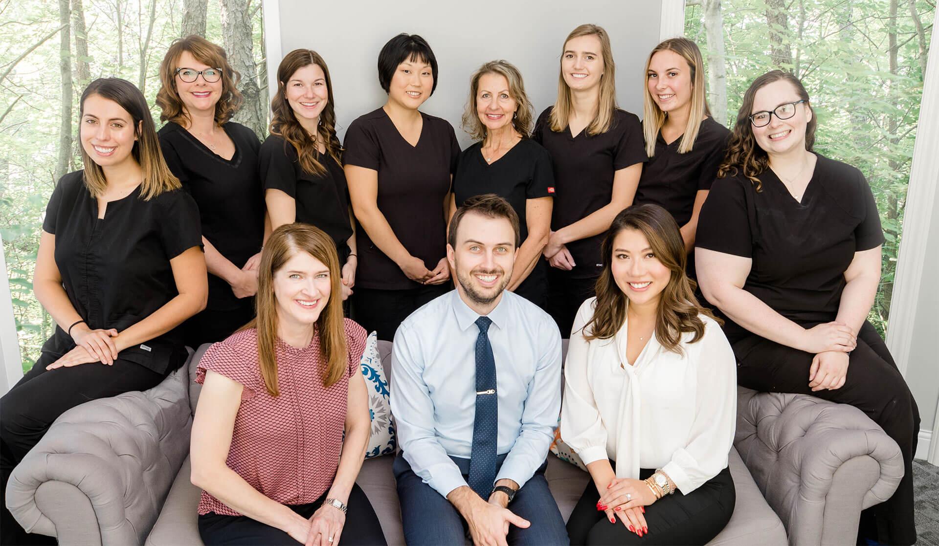 Mendota Springs Dentistry Group Picture